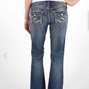 SilverJeans Original Rise Suki Surplus Jeans